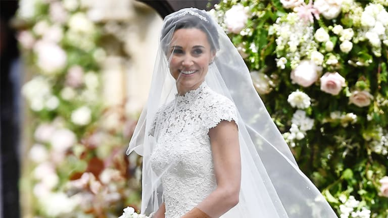 Why We're Swooning Over Pippa Middleton's Dress (and How to Make It Yours)
