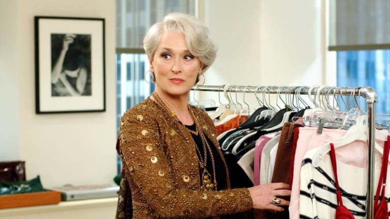 What My Real-Life 'The Devil Wears Prada' Boss Taught Me About True Style