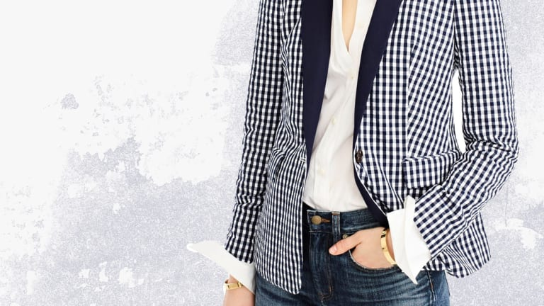 The Cutest Gingham Online Right Now