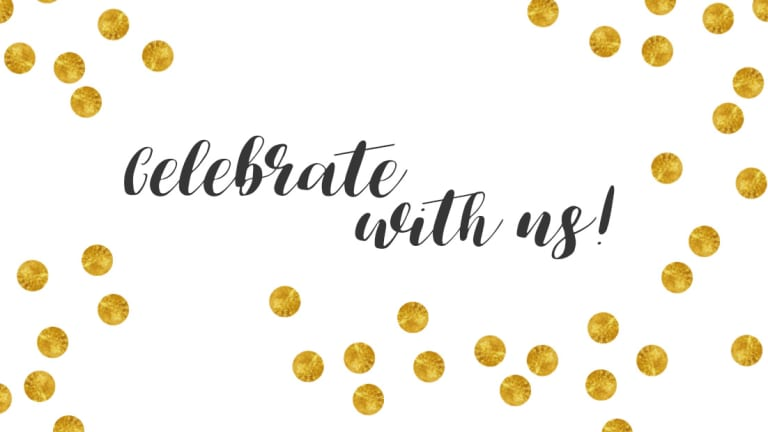 Let's Celebrate! 5 Years of Verily and the Launch of our Ambassador Program