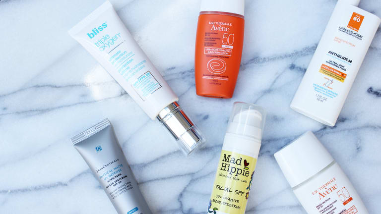 The Top-Rated Sunscreens That Won't Make You Break Out