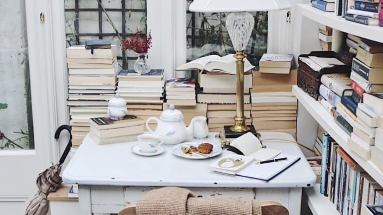 15 Home Libraries That Are an Austen Literary Lover's Dreams