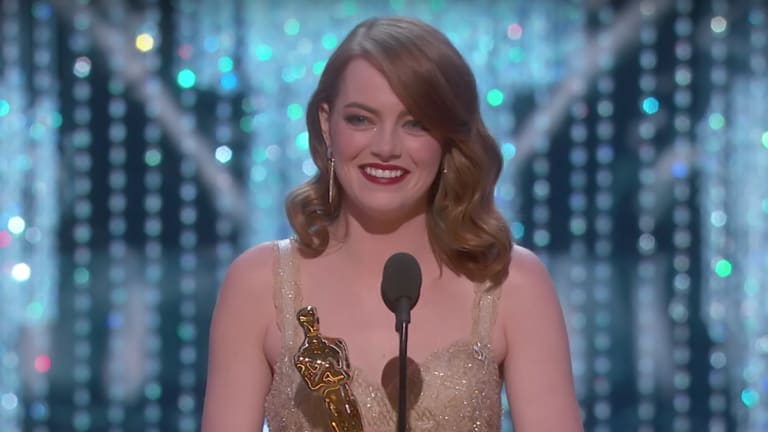 Emma Stone's Reaction to Unequal Pay Is Interesting, But Problematic