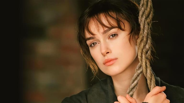Research Affirms the Health Benefits of Elizabeth Bennet's Favorite Exercise