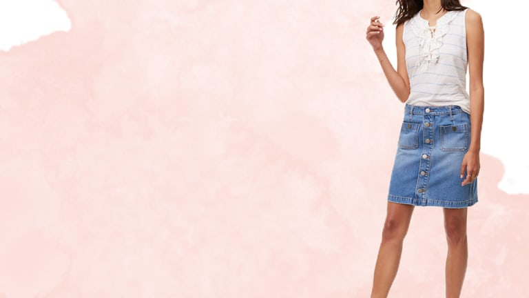 Feminine Skirts (on Sale) That Will Save You from This Heat