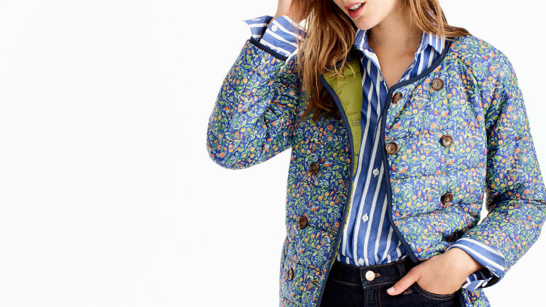 Jenna Lyons May Be Gone, But J.Crew Is Surprisingly Good Right Now