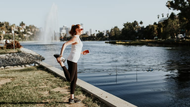 What Going from Zero to Working Out Every Day Did for My Mental Health
