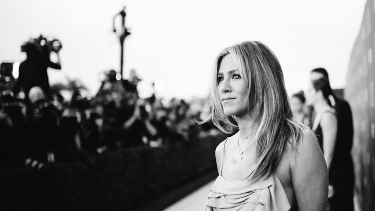 Jennifer Aniston Reminds Us That We Have the Power to Consume Consciously