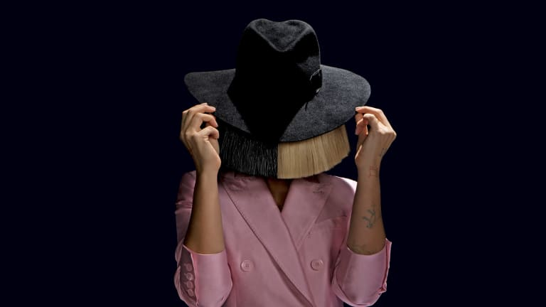 How Sia's Unusual Rise to the Top Is Challenging the Status Quo