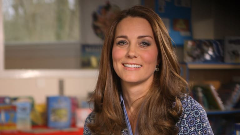 See What Kate Middleton Has to Say About Mental Illness