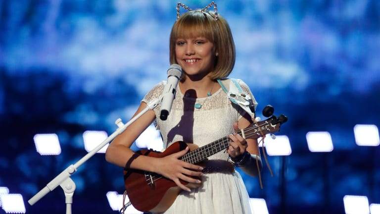 This 12-Year-Old 'America's Got Talent' Winner Has So Much to Tell the Modern Woman