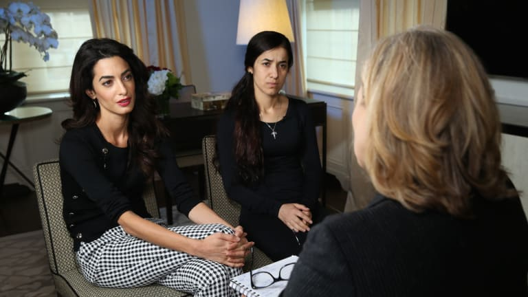 Amal Clooney Takes on ISIS and Proves It's Always Worth It To Do What's Right
