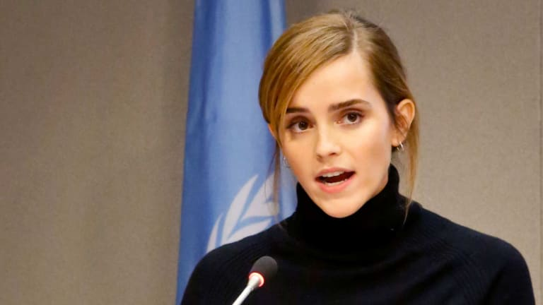 Emma Watson Made a Very Good Point About Sexual Assault In Her Latest UN Speech