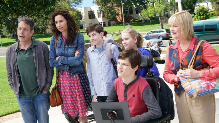 What Minnie Driver & 'Speechless' Get Right About Special Needs