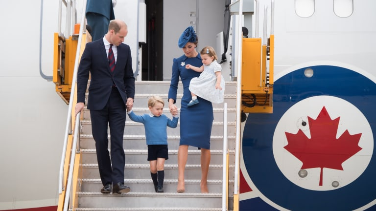 The Royals' Visit to Canada Has Us Eyeing This Beautiful Blue