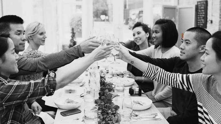 6 Ways to Get Your Love Tank Filled at the Next Crowded Holiday Party