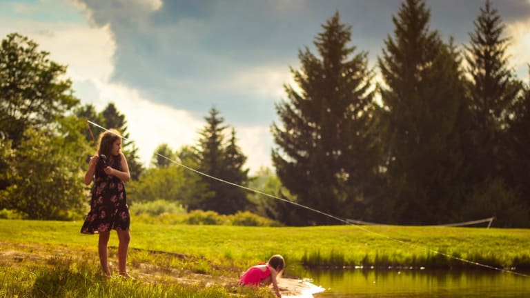 The Future of Fishing is Female: Women Are Discovering the Fishing Mystique