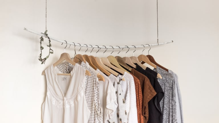 Recycling Unwanted Clothes and Getting Paid