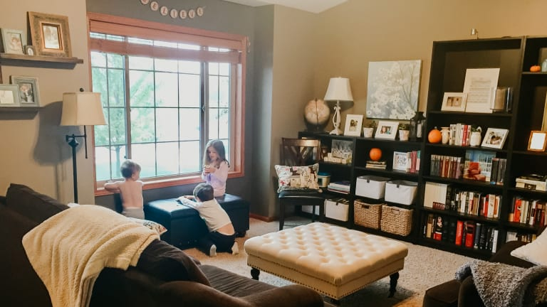 At Home with Her: A Living Room That Tells Our Story