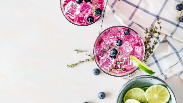 Toast to Springtime with These Refreshing Mocktails