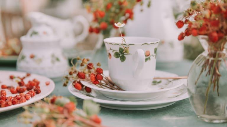 The Forgotten Feminine Tale of Tea