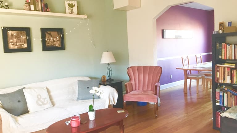 At Home with Her: The Epicenter of a Grad Student House