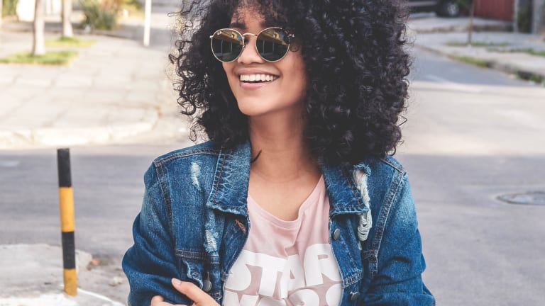 Lessons Learned from Being a Curly Girl