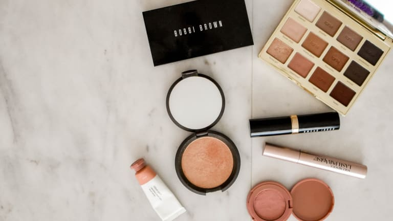 Building a Makeup Capsule Wardrobe
