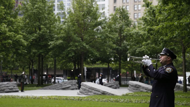 18 Years after 9/11, a New Memorial Honors Those Who Have Suffered Ever Since