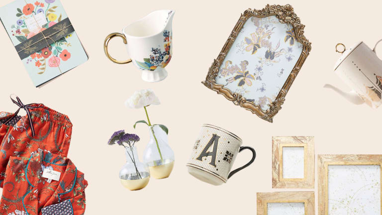 An Anthropologie Gift Guide: All for $50 or less