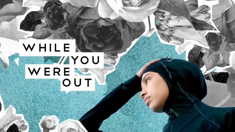 Nike's New Modest Swimwear Line Includes Swim Hijab—and Other Notes from the Week