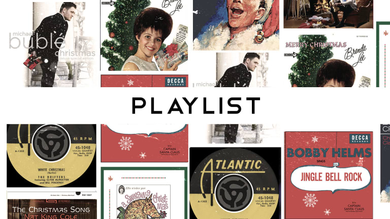 A Classy and Classic Christmas Eve Playlist