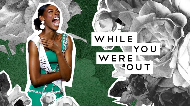Miss Nigeria's Celebration of Miss Jamaica's Miss World Win Goes Viral—and Other Notes from the Week