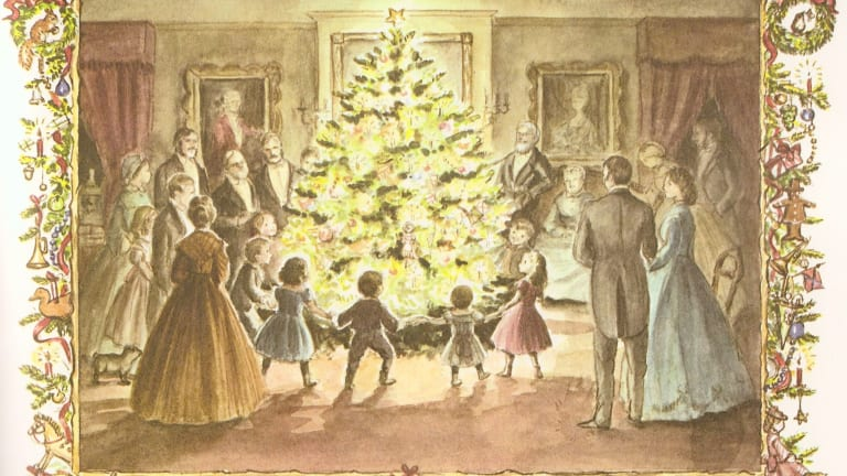 What a Children's Book Illustrator Can Teach Us about Christmas