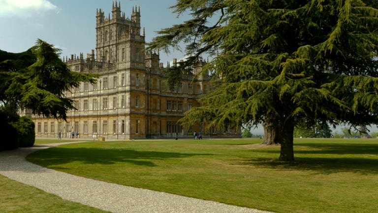 Downton Abbey Movie Trailer Drops, And Other Notes from the Week