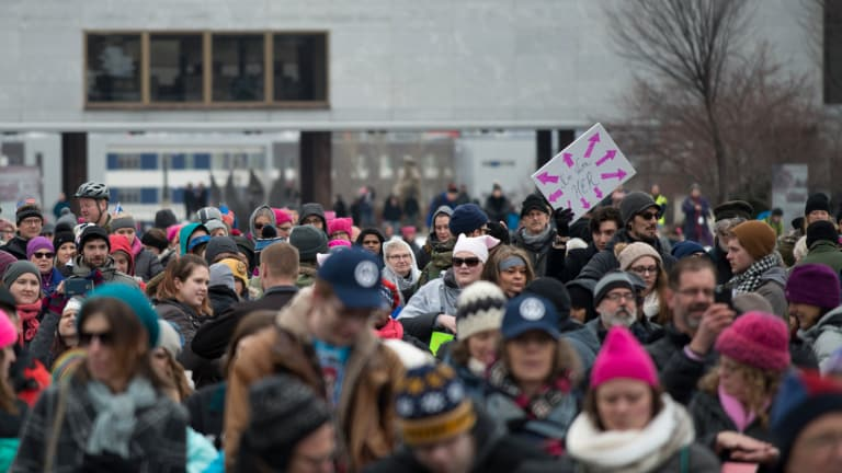 As Women's March Nears, Concerns of Anti-Semitism Increase, and Other News from the Week