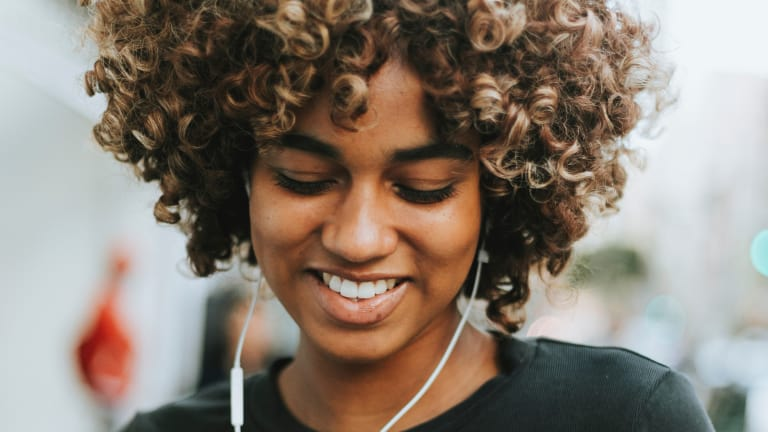 Positive and Encouraging Podcasts for Women