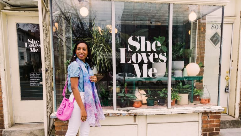 A Spring Outfit to End Generational Poverty for Women