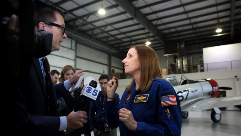 Senator McSally Opens Up About Assault in the Military, and Other News from the Week