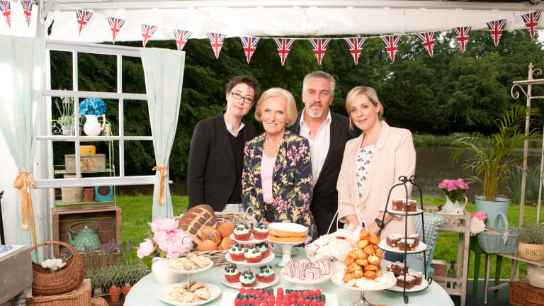 Why We Can't Get Enough Great British Baking Show