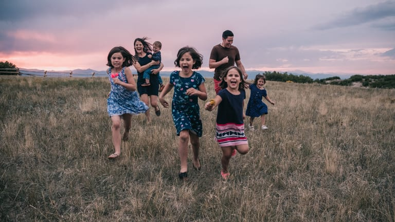 Embracing the Unexpected in Motherhood