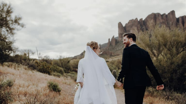 The Imperfect Moments That Make Up a Perfect Wedding Day