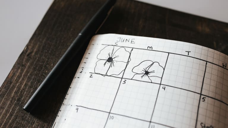 Lessons Gleaned from the Creator of the Bullet Journal
