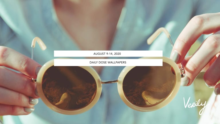 August 9-14, 2020 Daily Dose Wallpapers