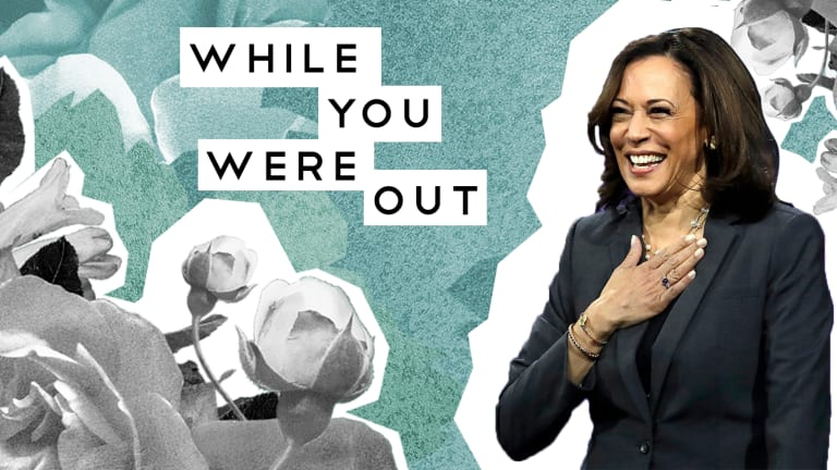 Kamala Harris Is Veep Candidate, and Other News from the Week