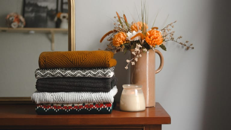 Turn Your Home Into a Cozy, Seasonal Haven
