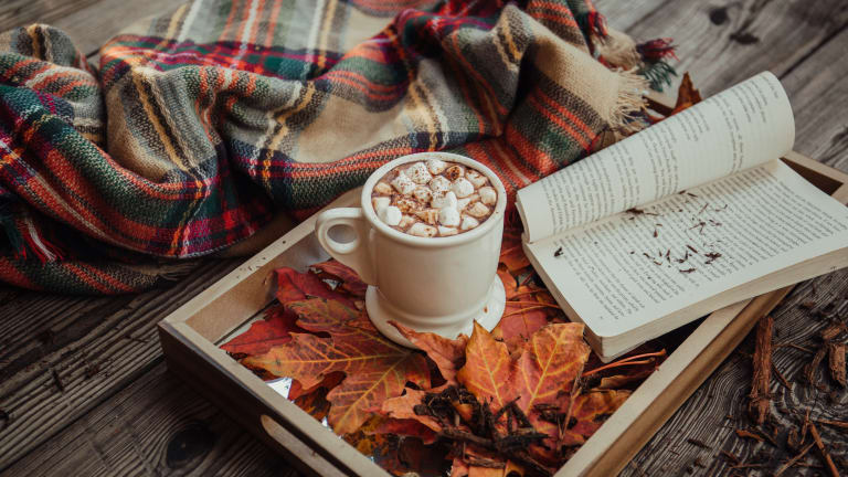 Fall Reads (And Drinks to Match!)
