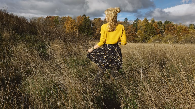 Finding Fall in a Summery Climate