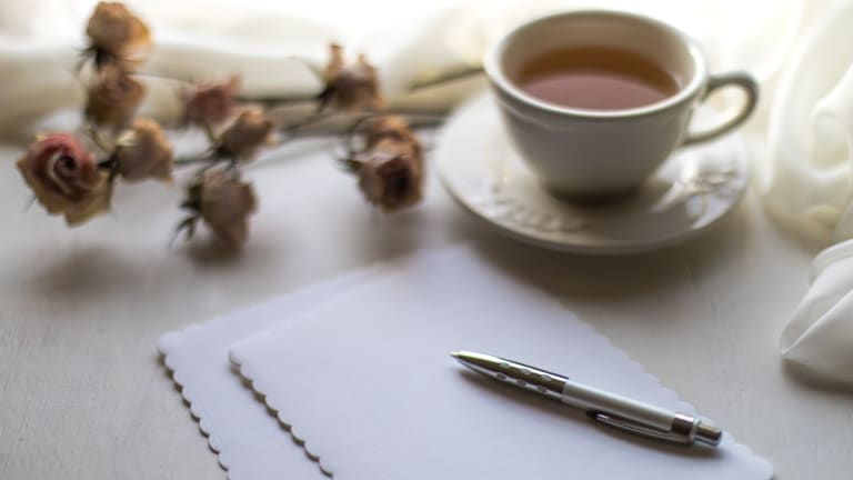 Writing Letters: A Meditative Hobby