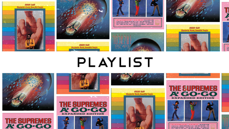 A Playlist for a Bad Day